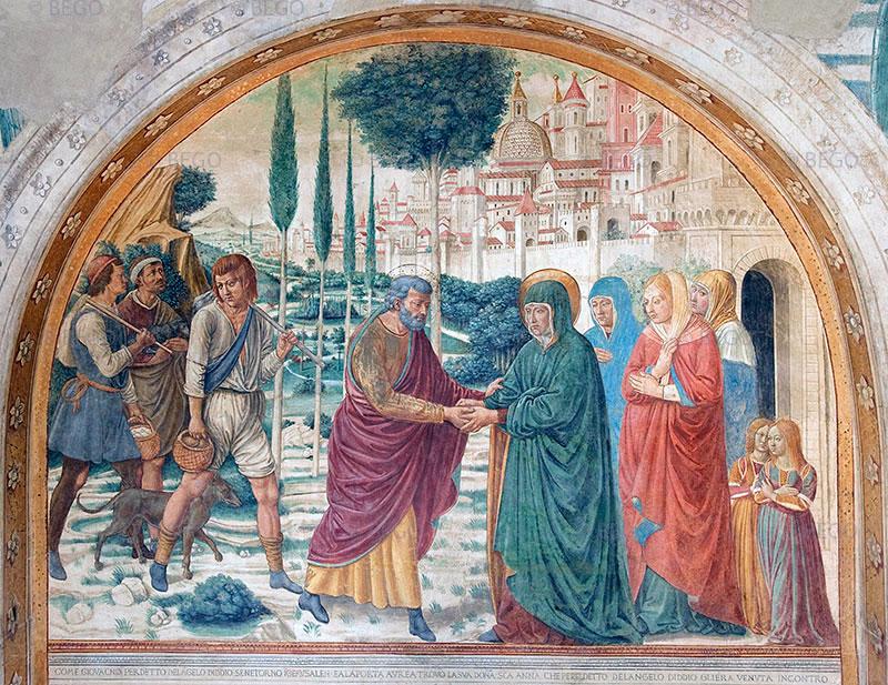 Museo BeGo - Tabernacolo della Visitazione | (C) Comune Castelfiorentino / Antonio Quattrone